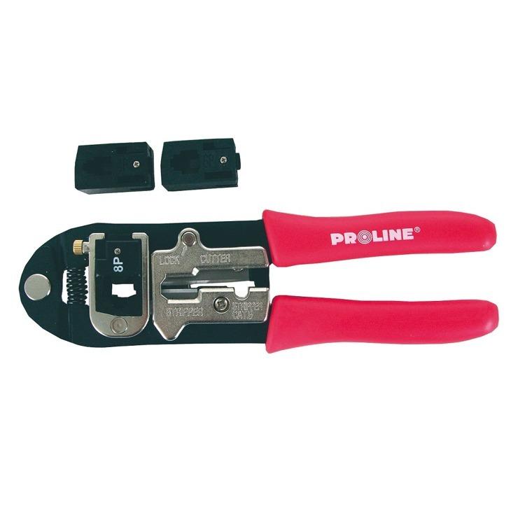 Proline 28489 Szczypce Do Końcówek Telefonicznych Narzędzia Ręczne