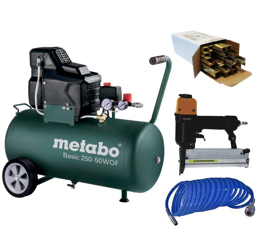 Zaawansowane Metabo Basic 250-50 W OF 601535000 Sprężarka Basic Sklep Metabo Matrix AV89
